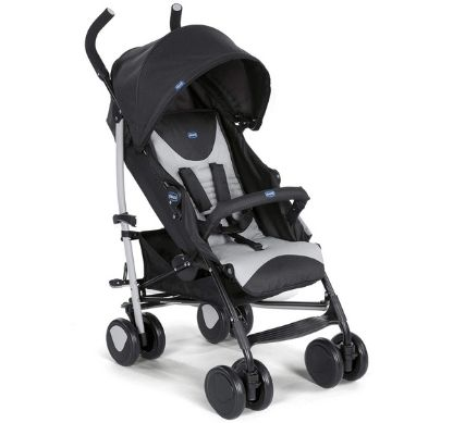 Chicco Echo Stroller With Bumper Bar, Pram for boys and girls