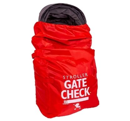 J.L. Childress Gate Check Bag For Standard and Double Stroller