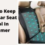 How to Keep Baby Car Seat Cool In Summer